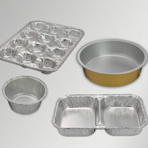 Aluminum Foil Pans