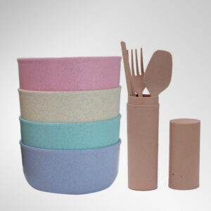 Wheat Straw Tableware